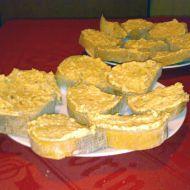 Škvarková pomazánka 1 recept