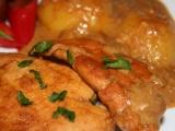 Kuře po indicku recept