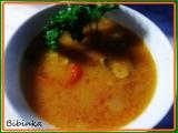 Polévka z cuketové čalamády recept