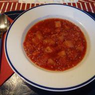 Pohanková polévka s řepou recept