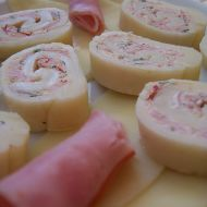 Sýrová rolka recept