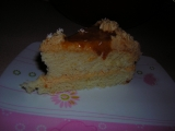 Výborný karamelový dort recept