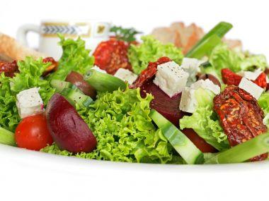 Italský olivový salát