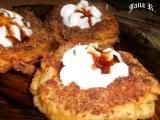 Jablečné kroužky se skořicí recept