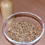 Pražená slunečnicová semínka recept