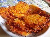 Parmazánové chipsy recept