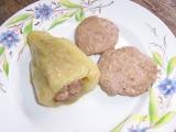 Placičky z mletého masa pečené v mikrovlnce  i pro dietáře recept ...
