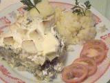 Zapékaná brokolice s tofu a jogurtem recept