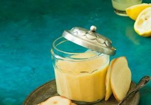 Vaflové sušenky s citronovým krémem