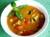 Rajčatovo-cuketová polévka recept
