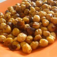 Pečená cizrna s paprikou recept