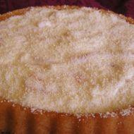 Lehký koláč se smetanou recept