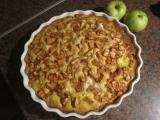 Jablkový koláč podle Kamči recept