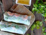 Vietnamské letní závitky recept