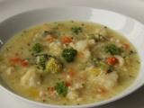 Chalupářská letní polévka recept