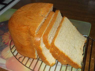 Toustový chléb z domácí pekárny