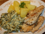 Fazolky s curry a smetanou recept