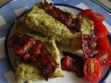 Kapustová buchta se slaninkou recept