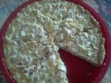 Rebarborový koláč s mandlemi recept
