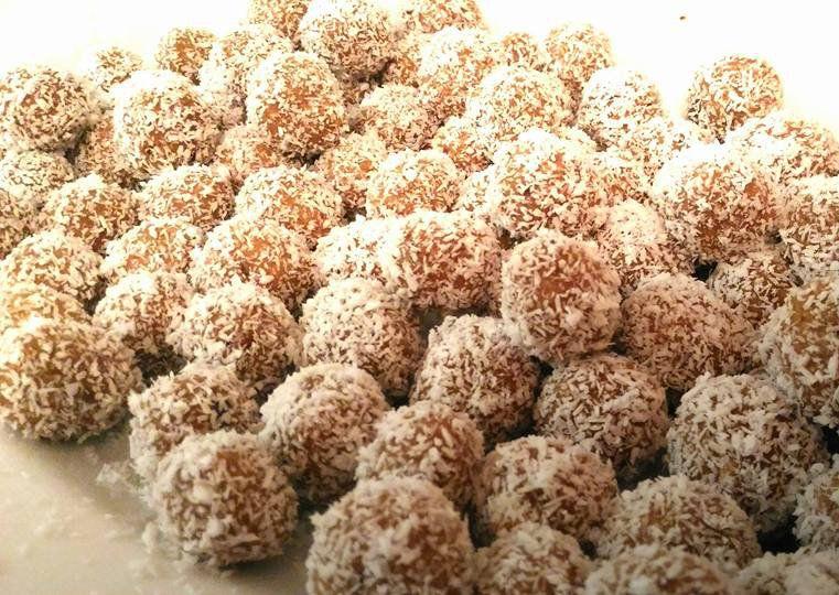Aly Mila kuličky recept