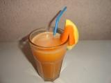 Mangový nápoj s mrkví recept