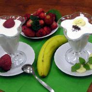 Rychlý banánový krém recept