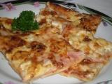 Pizza od barbry recept