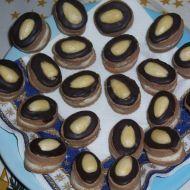 Kakaové cukroví s mandlí recept