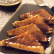 Sladké trojúhelníky recept