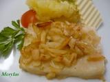 Kapr nebo rybí filé s mandlemi recept