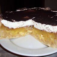 Linecký jablkový dort recept