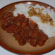 Dušené hovězí po Javansku recept