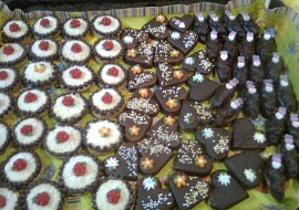 Svatební cukroví  inspirace recept