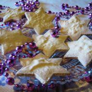 Zázvorky jako hvězdičky recept