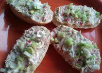 Jednoduchá tuňáková pomazánka recept
