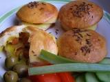 Silvestrovská kolečka recept