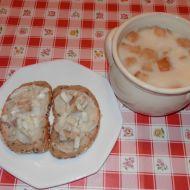 Škvarkové sádlo recept