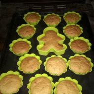 Kokosovo-banánové muffiny recept