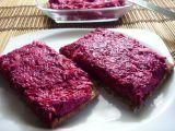 Zdravá pomazánka z červené řepy a celeru recept