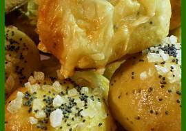 Moravskémajolkové slané bochánky recept
