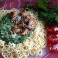 Těstoviny Spinaty recept