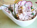 Těstovinový salát s tuňákem a zálivkou z kysané smetany recept ...