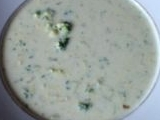 Brokolicová polévka recept