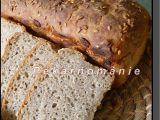 Žitno-pšeničný (90/10%) chleba se sezamem recept