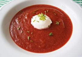 Jablečno-zeleninová polévka recept