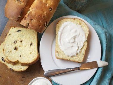 Pääsiäisleipä  Finský velikonoční chléb