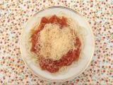 Špagety s rajčatovou omáčkou recept