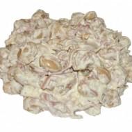 Fazolový salát s křenem recept