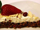 Vločkovo-mrkvový dortík bez mouky recept