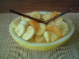 Ovocný salát v melounu recept